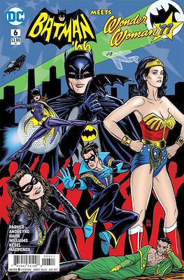 Batman '66 Meets Wonder Woman '77 (2017) (Comic-book) #6