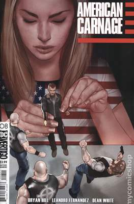 American Carnage (Comic book) #8