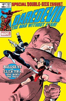 Daredevil #181 - Facsimile Edition