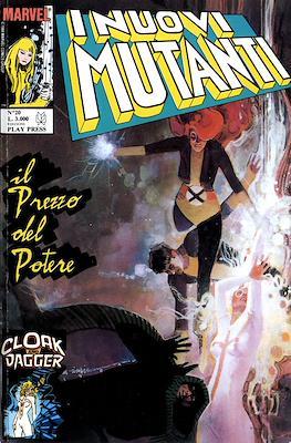 I Nuovi Mutanti (Spillato-brossurato) #20