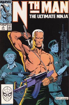 Nth Man (Comic-book) #2