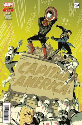 Capitán América Vol. 8 (2011-) (Grapa) #99