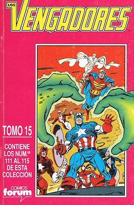 Los Vengadores Vol. 1 (Retapado Rústica. 1983-1994) #15