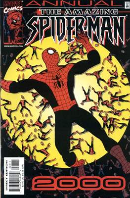 The Amazing Spider-Man Annual (Grapa, 48 págs.) #2000
