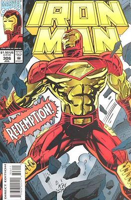 Iron Man Vol. 1 (1968-1996) (Comic book) #306