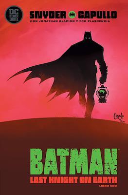 Batman: Last Knight On Earth - DC Black Label