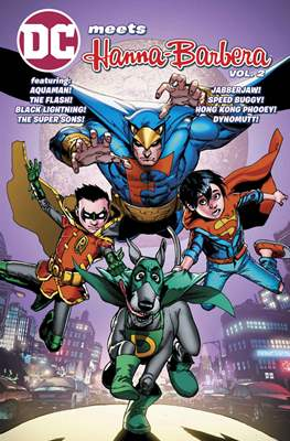 DC Meets Hanna-Barbera (Softcover) #2