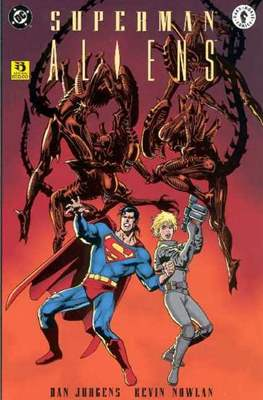 Superman / Aliens #2