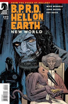 B.P.R.D. (Comic Book) #70