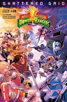 Mighty Morphin Power Rangers (Comic Book) #28
