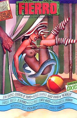 Fierro (Grapa (1984-1992) Primera época) #19