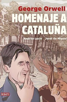 Homenaje a Cataluña (Cartoné 140 pp) #