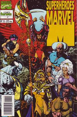 Superhéroes Marvel (1994-1995) #15