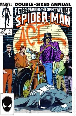 The Spectacular Spider-Man Vol 1 Annuals (Comic Book) #5