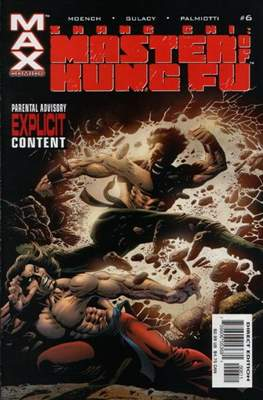 Shang-Chi: Master of Kung Fu (2002-2003) #6