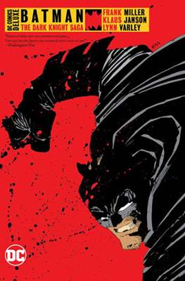 Batman The Dark Knight Saga. DC Comics Deluxe