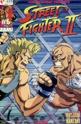 Street Fighter II (Rústica 32 pp) #6