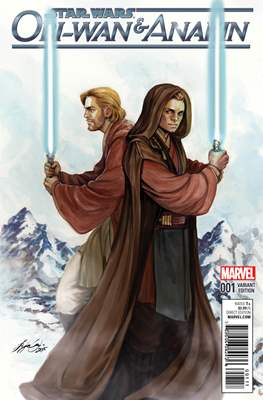 Star Wars: Obi-Wan & Anakin (Comic-book) #1.3