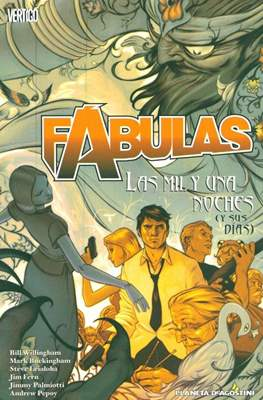 Fábulas (2007-2015) (Rústica) #7