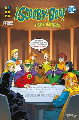 ¡Scooby-Doo! y sus amigos #26