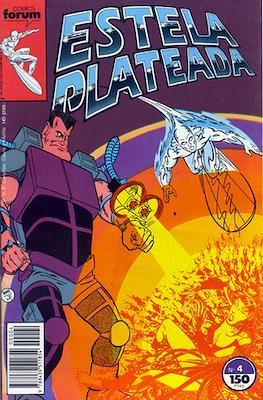 Estela Plateada Vol. 1 / Marvel Two-In-One: Estela Plateada & Quasar (1989-1991) #4