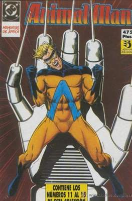 Animal Man (Retapado Rústica 140 pp) #3
