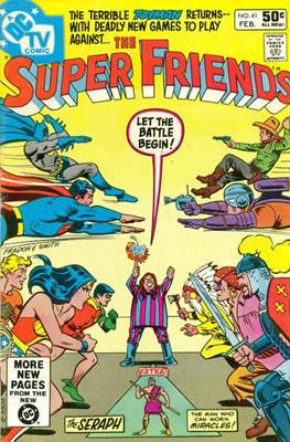 Super Friends Vol.1 (1976-1981) (Grapa, 32 págs.) #41