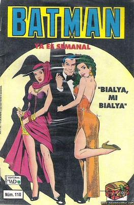 Batman (1987-2002) (Grapa) #110