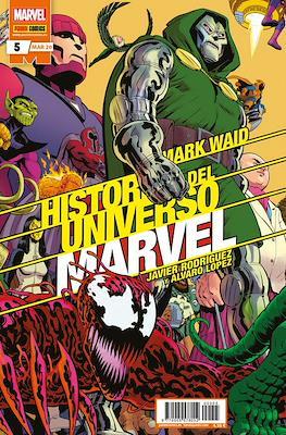 Historia del Universo Marvel #5