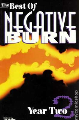 Best of Negative Burn (Softcover 128 pp) #2