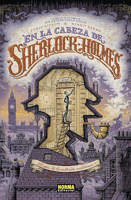 En la cabeza de Sherlock Holmes: El caso de la entrada misteriosa (Cartoné 104 pp)