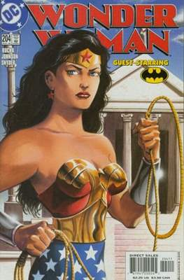 Wonder Woman Vol. 2 (1987-2006) (Comic Book) #204