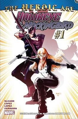 Hawkeye & Mockingbird (2010-2011) #1