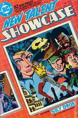 New Talent Showcase Vol. 1 #2