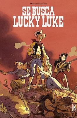 Se busca Lucky Luke (Cartoné 68 pp)