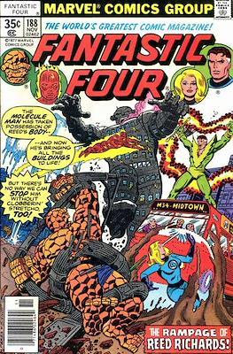 Fantastic Four Vol. 1 (1961-1996) (saddle-stitched) #188