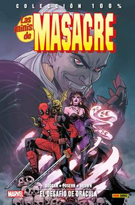 Las Minis de Masacre. 100% Marvel (Rústica con solapas) #7