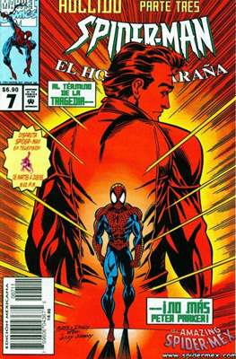 Spider-Man el Hombre Araña (1996-1998) (Grapa) #7