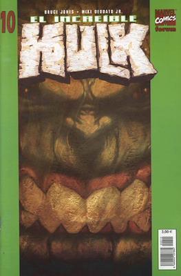 El Increíble Hulk vol. 2 (2003-2004) (Grapa 48 pp) #10