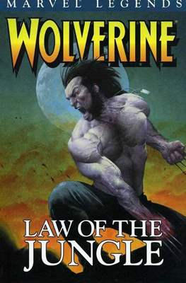 Marvel Legends Wolverine (Softcover) #3