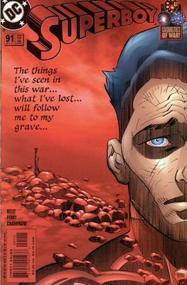 Superboy Vol. 4 (Comic Book) #91