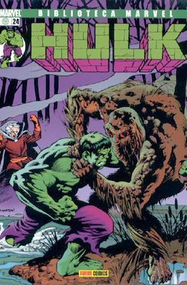 Biblioteca Marvel: Hulk (2004-2006) (Rústica 160 pp) #24