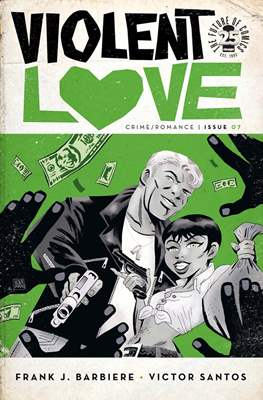Violent Love (Comic-book) #7