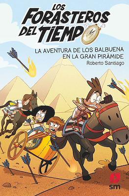 Los Forasteros del Tiempo (Rústica, 232 pp) #7
