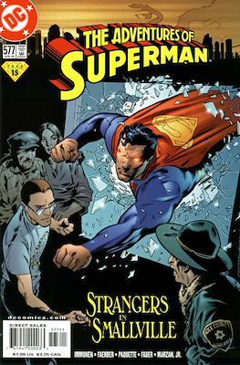 Superman Vol. 1 / Adventures of Superman Vol. 1 (1939-2011) (Comic Book) #577
