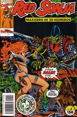 Red Sonja (Grapa 24 pp) #3