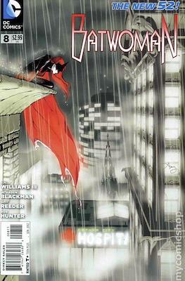 Batwoman Vol. 1 (2011-2015) (Comic-book) #8