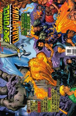 X-Force Annual (1992-1999) #7
