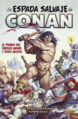 Biblioteca Conan. La Espada Salvaje de Conan #6