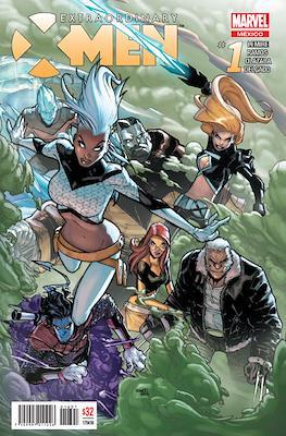Extraordinary X-Men (Grapa) #1